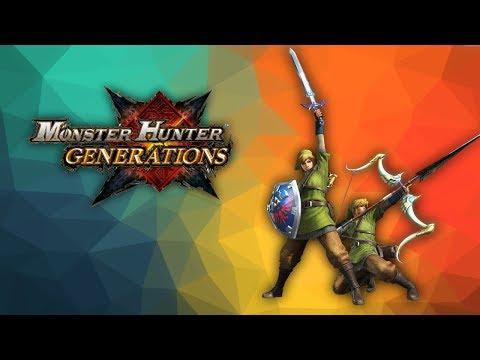 Monster Hunter Generations Eventos [Tres virtudes]
