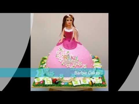 Delight Barbie Cakes