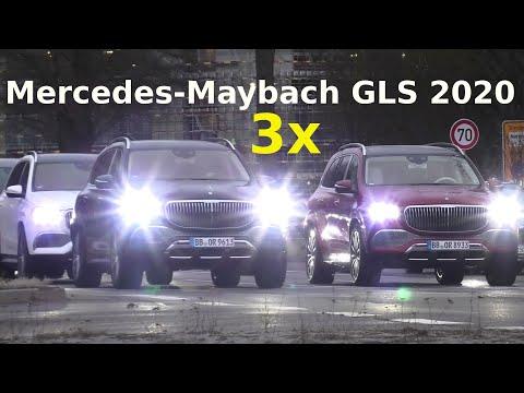 Xxx Mp4 3x Mercedes Maybach GLS 600 4MATIC Purer Luxus Auf Der Straße Pure Luxury On The Road 4K Video 3gp Sex
