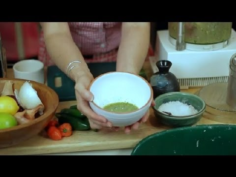 How to Make Jalapeno Salsa With Cilantro : Salsa & Dip Recipes