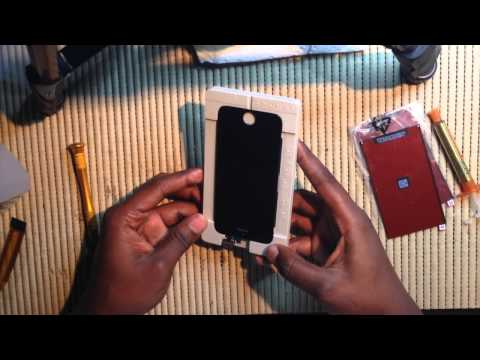 iPhone 5 Glass Repair Yellow Effect Solutions