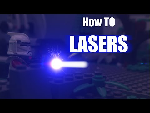 After Effects - Laser Blaster Tutorial