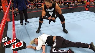 Top 10 Raw moments: WWE Top 10, June 19, 2017
