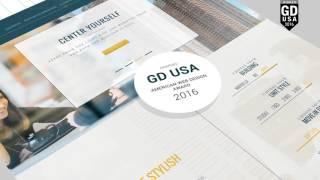 2016 AMERICAN WEB DESIGN AWARD WINNER (Video Presentation)