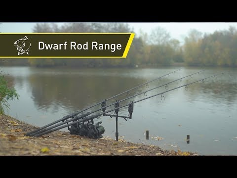 Carp Fishing Rods - The Dwarf Rod Range