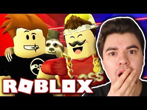 POKE AND LANDON GET UNBANNED REACTION!! (Roblox Movie)