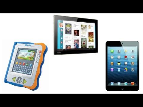 Best Tablet for Reading 2018