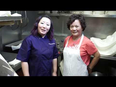The Flying Purple Apron Eps. 1- Honey Walnut Shrimp