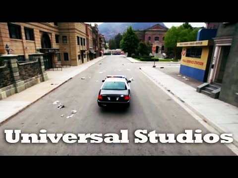 How to Film at Universal Studios!