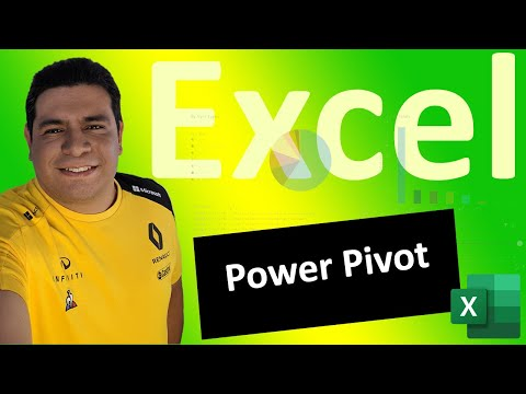 Power Pivot Excel 2013
