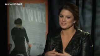 Bas Rutten vs Gina Carano - Inside MMA Exclusive Interview