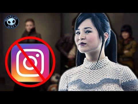 Let's talk about Kelly Marie Tran leaving Instagram