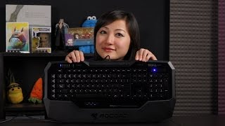 66636be212c Roccat ISKU FX MultiColor Gaming Keyboard: Review