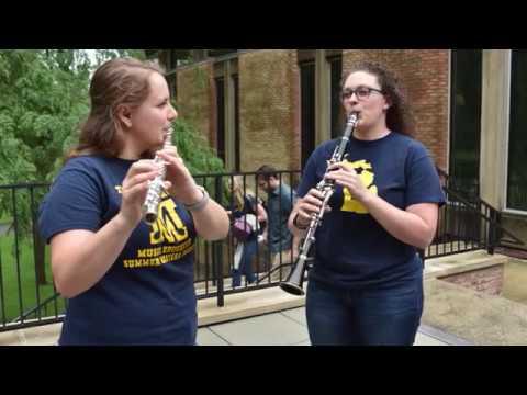 University of Michigan Master of Music in Music Education - Summer Program