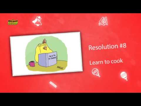 13 New Year Resolution | HAPPY NEW YEAR | Funny New Year's Resolutions