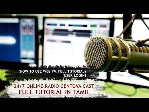 How to Create 24/7 Online Radio
