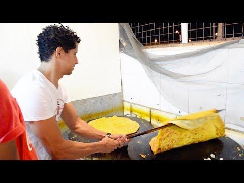 VLOG #2 – Making Pepper Roti at the Divali Nagar in Trinidad