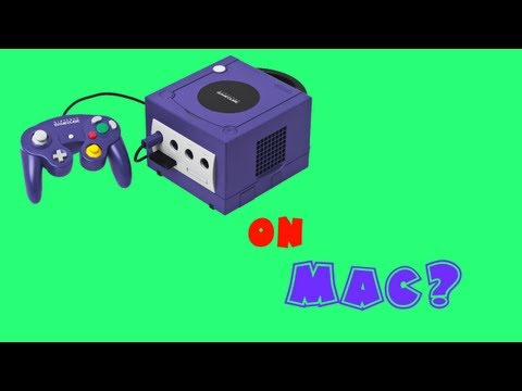 How to play gamecube games on your mac! (Dolphin Emulator)