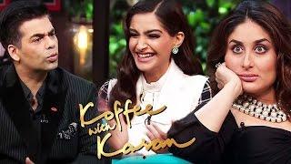 Koffee With Karan 5 | Kareena Kapoor & Sonam Kapoor Episode REVIEW