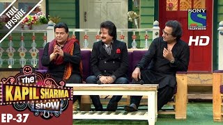 The Kapil Sharma Show–Episode 37–दी कपिल शर्मा शो–Ghazal Kings in Kapil's Mohalla–27th August 2016