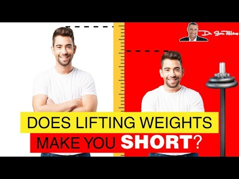 💪 Does Lifting Weights Make You Short?