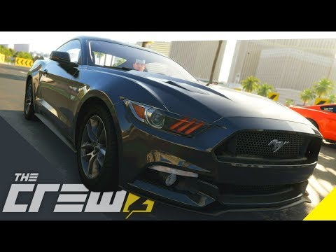 The Crew 2: EARLY GAMEPLAY (Motor Families, Regions, & MORE!)