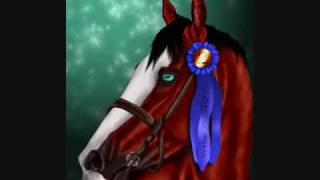 Speedpaint: Seven Horse Portraits