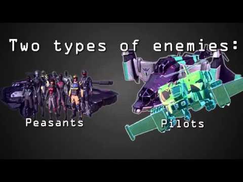 Planetside 2  Elite Flying School Lesson 1
