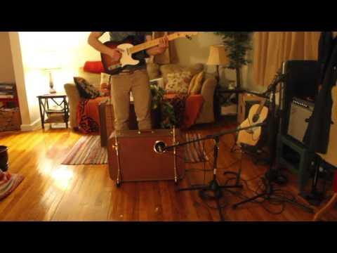 Suitcase Kick Drum - LugDrum Model 3