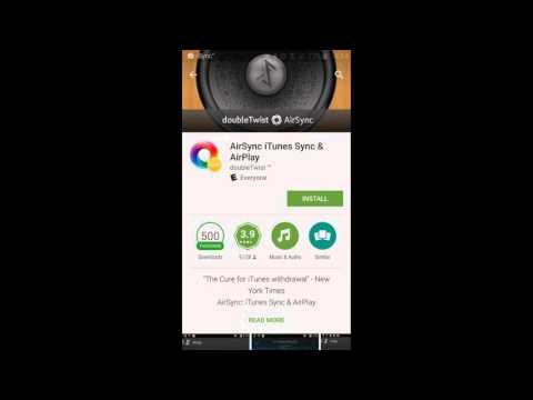 How to copy itunes to android - DoubleTwist