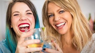 Kaitlin Olson Does The Wine Mom Challenge •Wine Mom