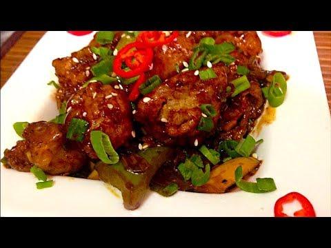 होटेल जैसा चिली चिकन | Restaurant style dry Chilli Chicken with SECRET TIPS | bharatzkitchen