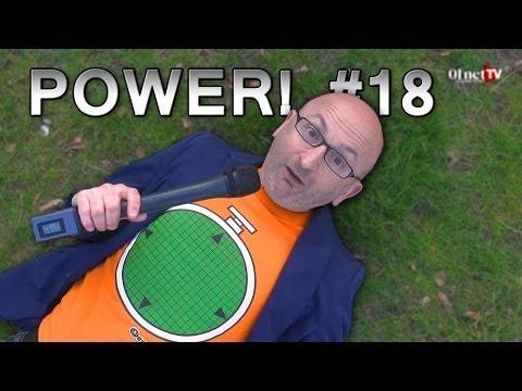 [Power! #18] Spécial Pizza Movies, Enceintes et Sportcam