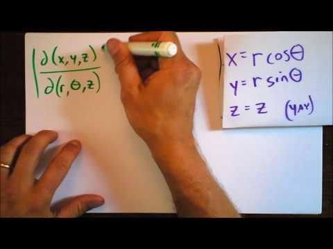 Cylindrical Coordinates Transformation   Doc Physics