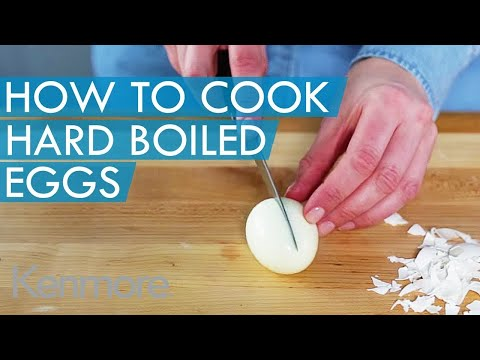How to Hard Boil Eggs in a Microwave: Easiest Way to Cook Eggs | Kenmore