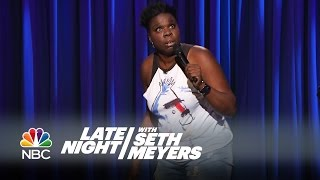 Download Leslie Jones Stand-Up Performance - Late Night with Seth Meyers Video