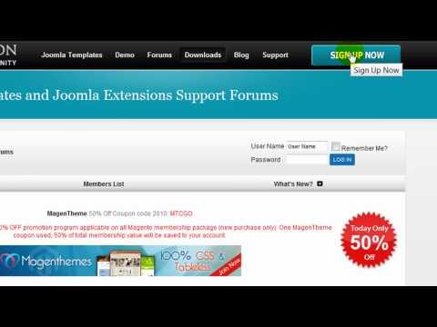 Installing Facebook Feeds to Your Joomla Website