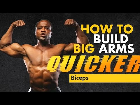 Bigger Arms Faster! DON'T BELIEVE THE HYPE!!