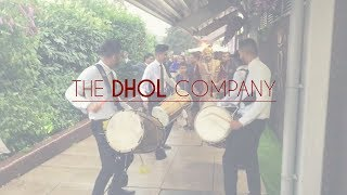The DHOL Company  | Grooms Entrance  | Ark Royal