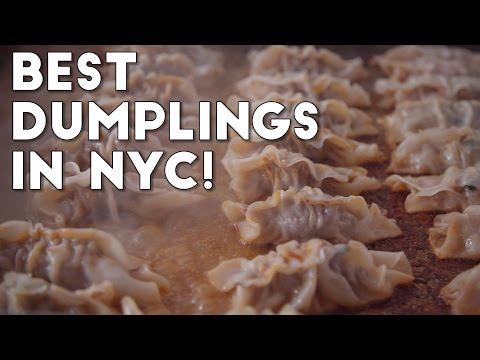 New York's Best Taiwanese Fried Dumplings! BONUS EPISODE | Learn Chinese Now