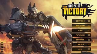 Codex of Victory - Sci Fi Advance Wars