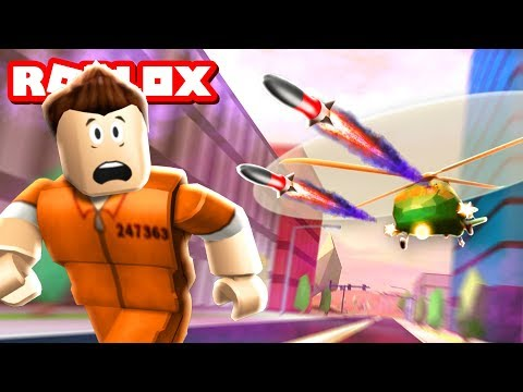 ARMY HELICOPTER MISSILES UPDATE IN ROBLOX JAILBREAK