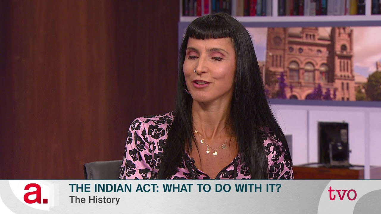 The Indian Act: What to do with it