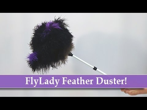 How to Clean Your Feather Duster