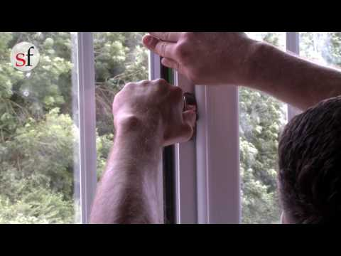 How to Toe and Heel a Window: Installation Guide