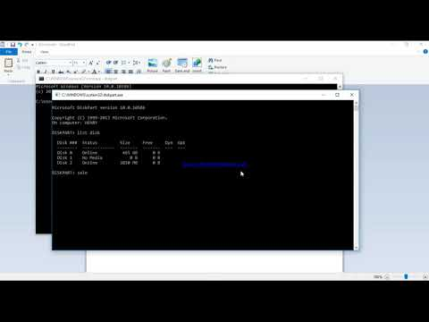 converting MBR partitions TO GPT using command prompt