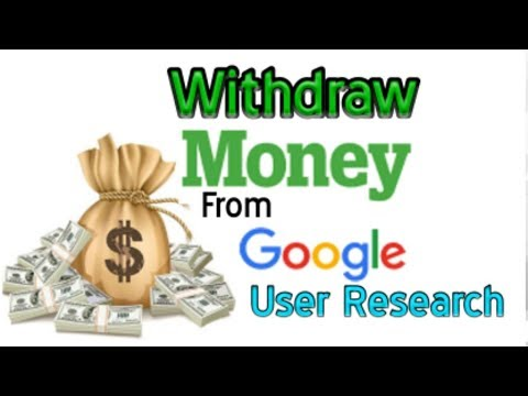 How To earn 100$ per hour from google apply for Google User research Program