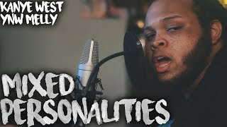 Download YNW Melly & Kanye West - Mixed Personalities (Kid