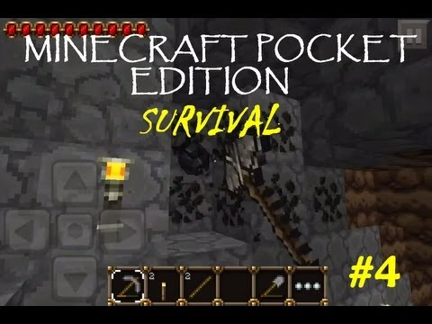 Minecraft PE Survival #4
