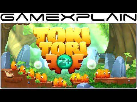 Toki Tori 2+ - Game & Watch (Nintendo Switch)